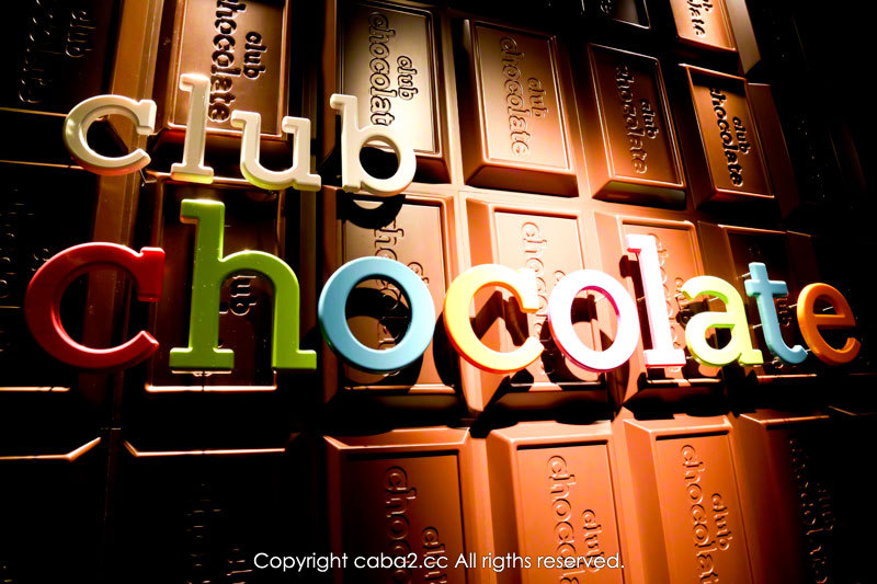 チョコレート/紺屋町の内装.