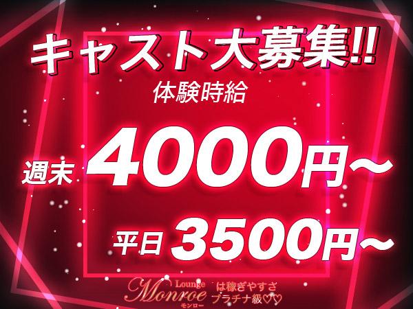 モンロー/高崎の求人